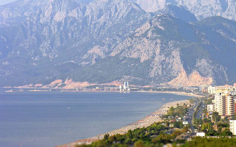 Antalya-Konyaalti-Sahili