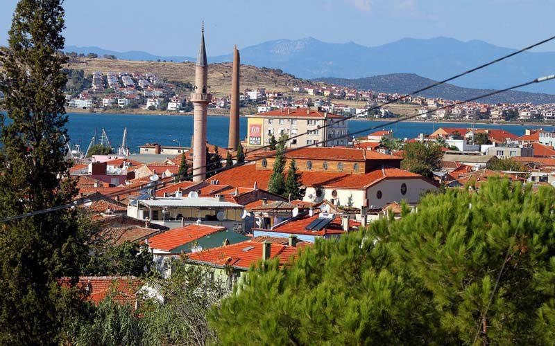Ayvalik-Gezi-Tatil