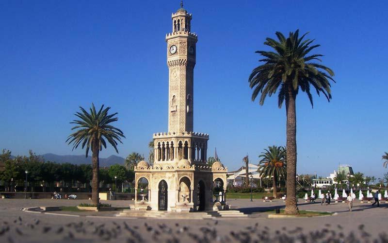 Konak-Saat-Kulesi