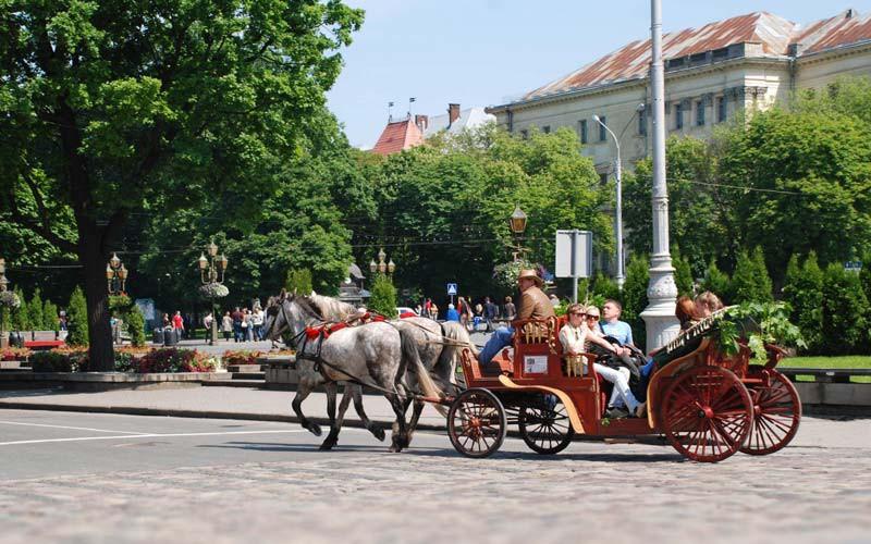 Lviv-Ukrayna-Ucak-Bileti