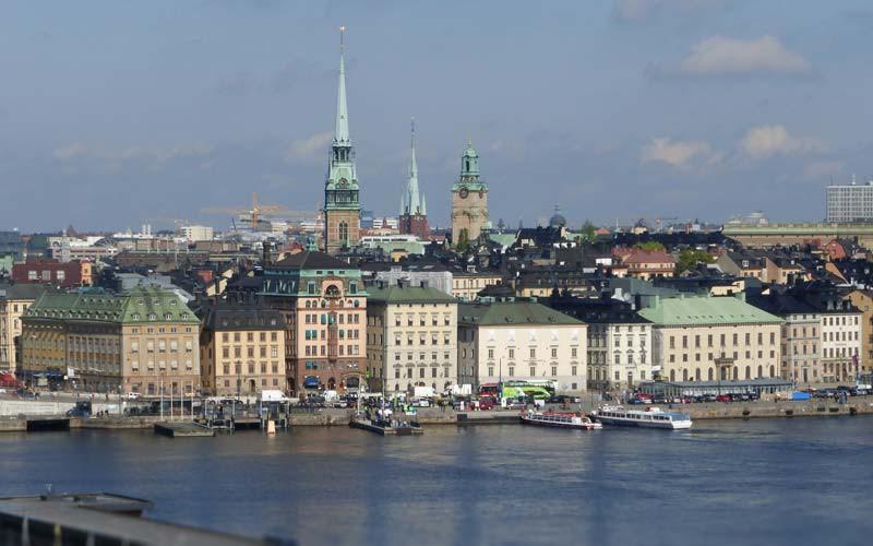 Stockholm-Isvec-Ucak-Bileti