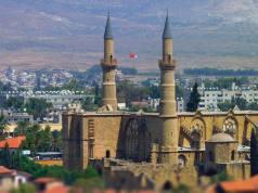Selimiye-Cami-Lefkosa