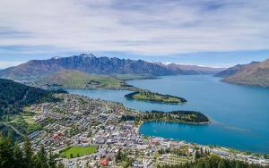Queenstown, Yeni Zelanda