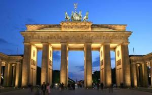 Brandebourg-Berlin-Almanya