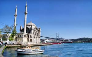 Ortakoy-Istanbul-Turkiye