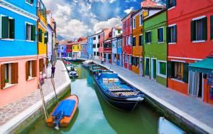 Burano-Italya