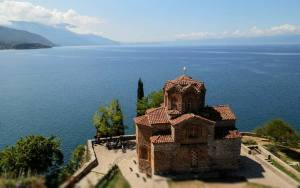 Ohrid-Makedonya