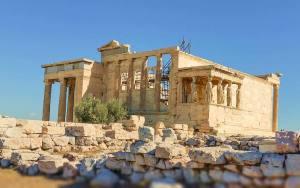 Atina-Akropol-Yunanistan