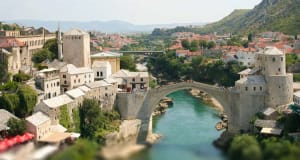Mostar-Bosna-Hersek
