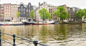 Amsterdam-Yemekleri