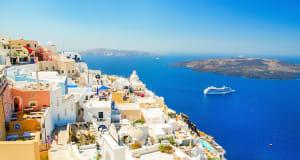 Santorini-Yunanistan