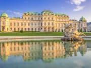 Viyana-Belvedere-Sarayi