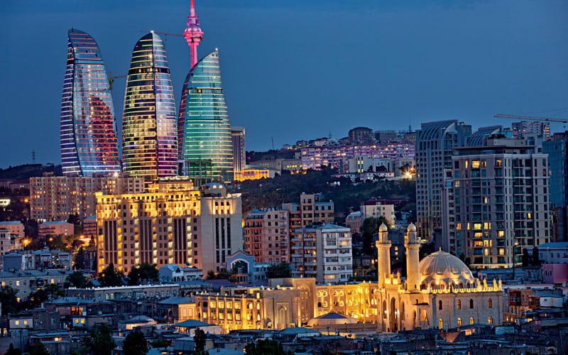 Azerbaycan'ın En Popüler 5 Şehri