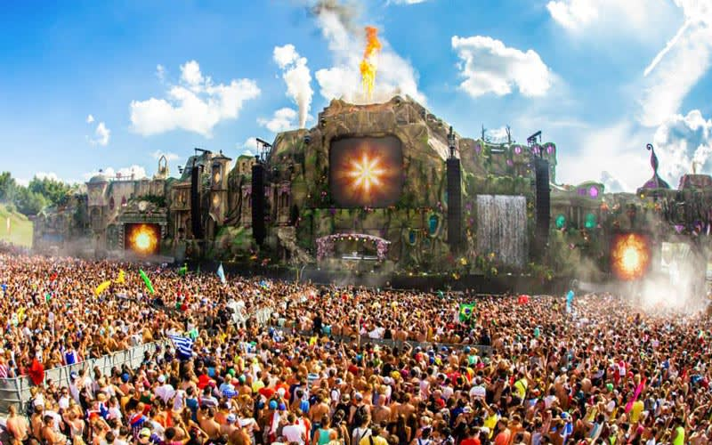 Tomorrowland-Festival