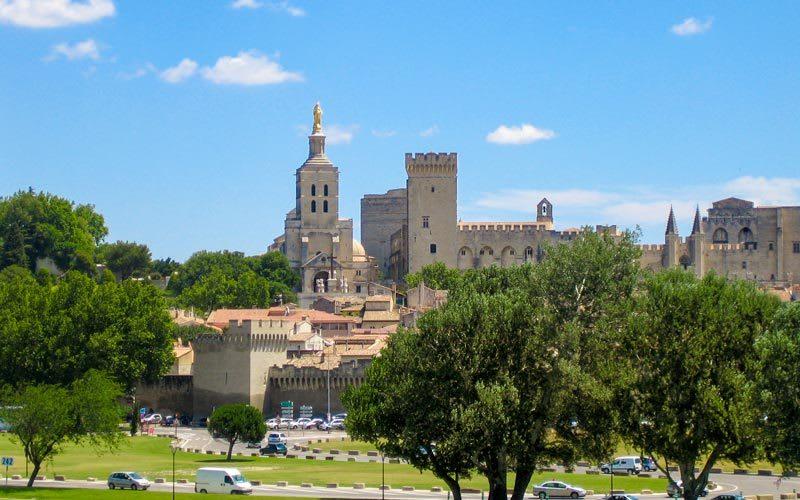 Avignon-Fransa