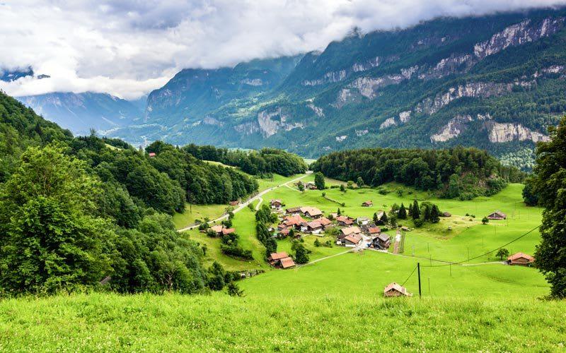 Interlaken-Isvicre