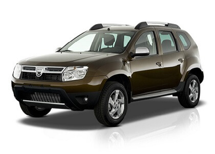 """<strong>Dacia Duster</strong> was hired <span class=""""color-3"""">7 minutes</span> ago."""