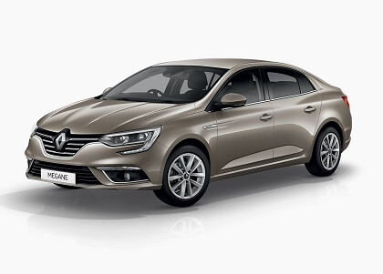 Renault Megane 1.5 dCi EDC 110bg Otomatik Vites 6