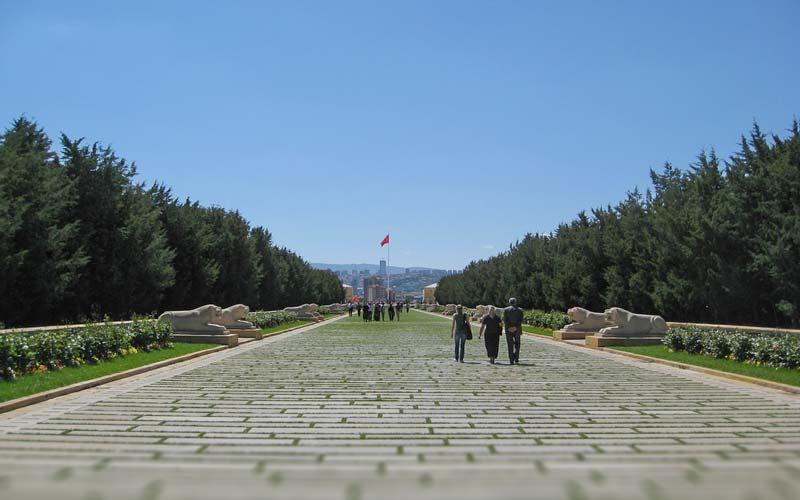 Aslanliyol-Anitkabir-Ankara