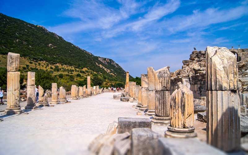 Efes-Nasil-Gidilir