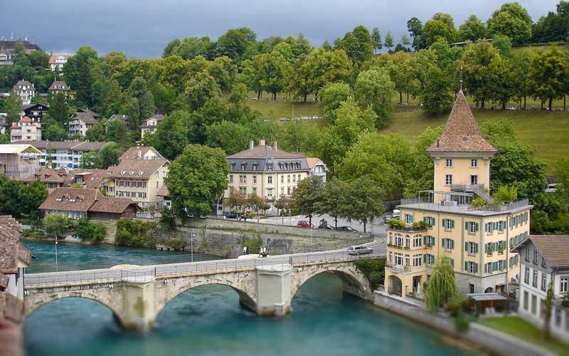 Bern-Tarih-Kokan-Sokaklari