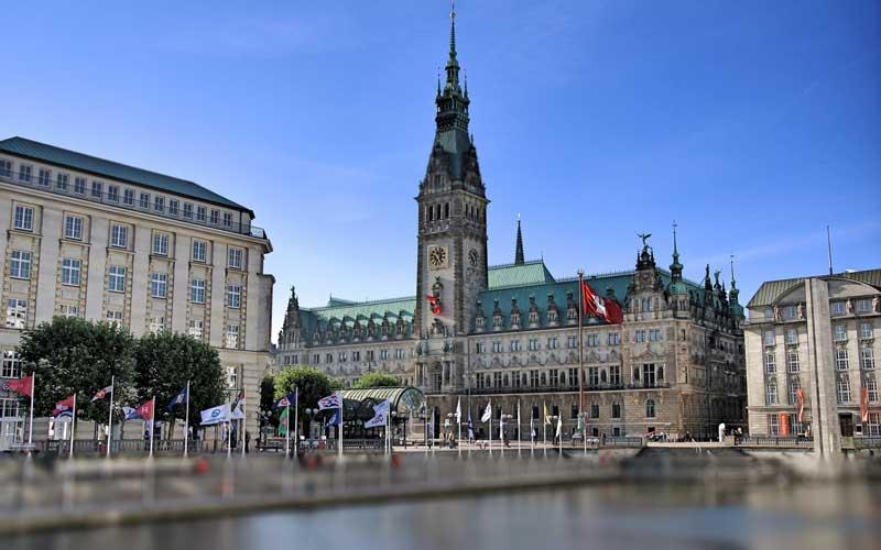 Hamburg-Ucak-Bileti