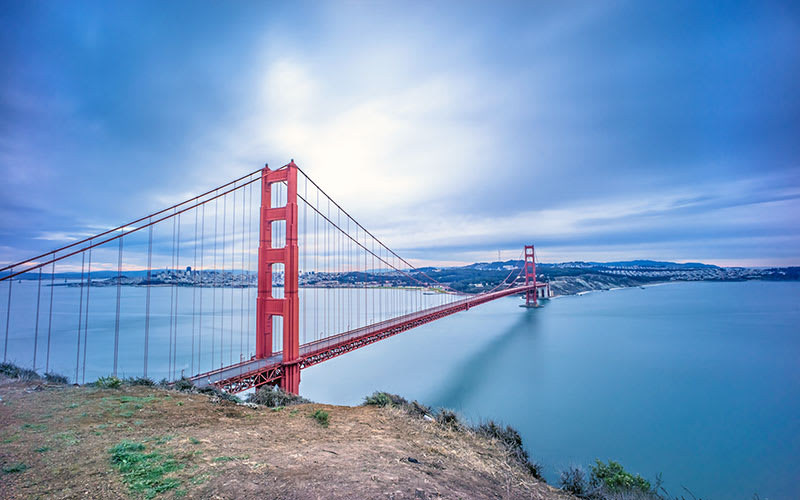 San Francisco uçak bileti