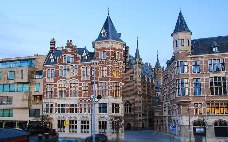 Anvers, Belçika
