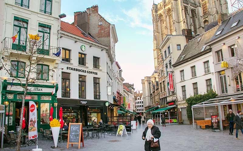 Anvers uçak bileti