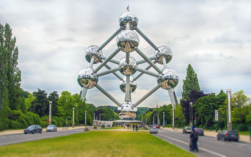Bruksel-Gezilecek-Yerler