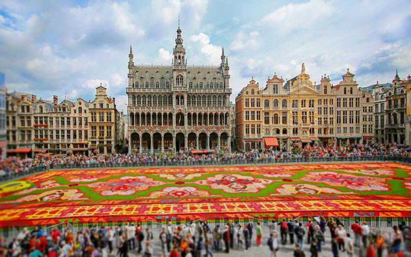 Bruksel-Ucak-Bileti