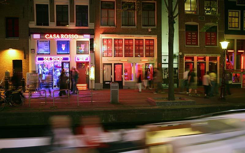Amsterdam-Gece-Hayati