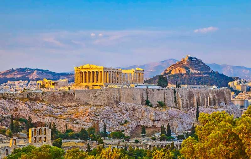 Akropolis, Atina