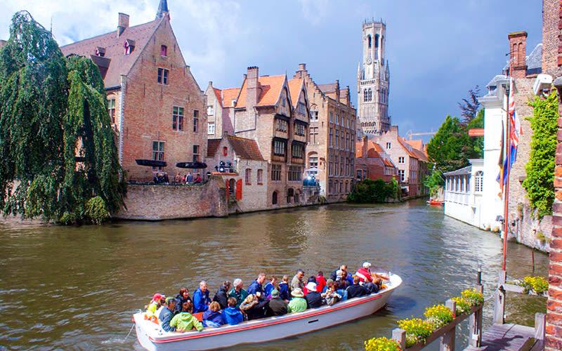 Bruges-Belcika