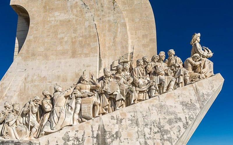 Belem-Statue