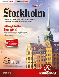 <p><strong>Stockholm</strong></p>