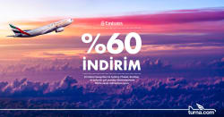 <p>Emirates Havayolları'ndan Turna.com'a Özel%60'a varan İndirim Fırsatı!</p>