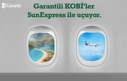 <p><strong>SunExpress'ten Garantili KOBİ'lere özel %30 indirim</strong></p>