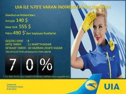 <p>İskandinavya Ülkelerine161 $'dan Başlayan Fiyatlarla Uçma Fırsatını Kaçırma!</p>