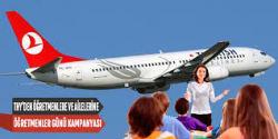 <p><strong>Öğretmenlerimiz ! Türk Havayolları İle %25 İndirimli Uçun </strong></p>