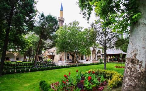 Şehzadeler Şehrinin Asil Görüntüsünde Kaybol