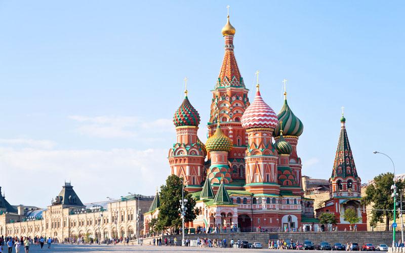 Rusyanın en popüler turistik noktaları