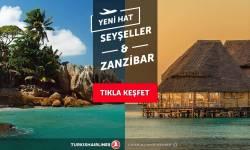 <p>Yeni HatSeyşeller - Zanzibar</p>