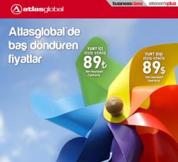 <p>Atlasglobal'den Baş Döndüren Fiyatları Kaçırmayın!</p>