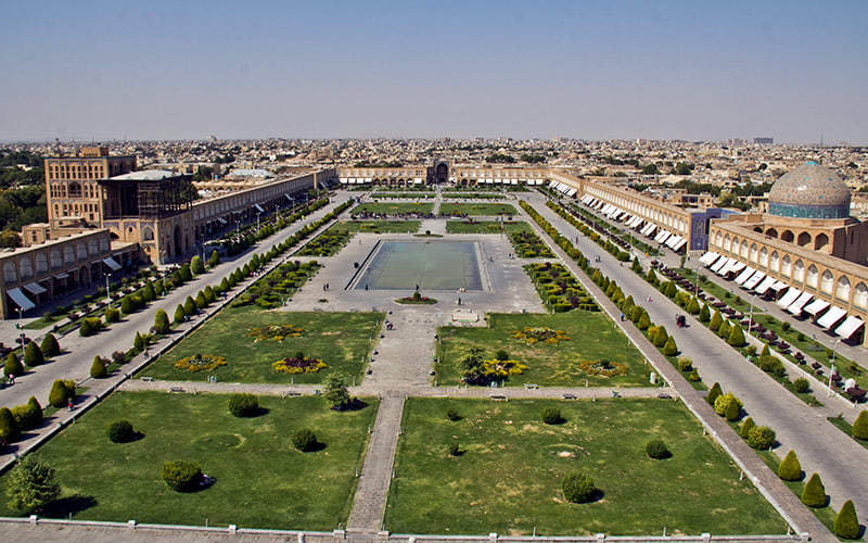 Isfahan-Meydan