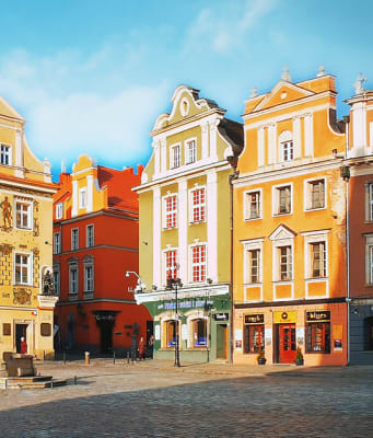 Poznan, Polonya
