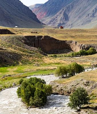 fergana vadisi kirgizistan