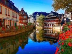 Strasbourg-Fransa
