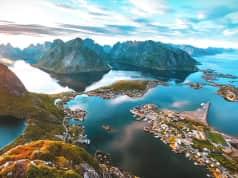 Reine, Norveç