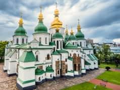 Aziz Sophia Katedrali Kiev